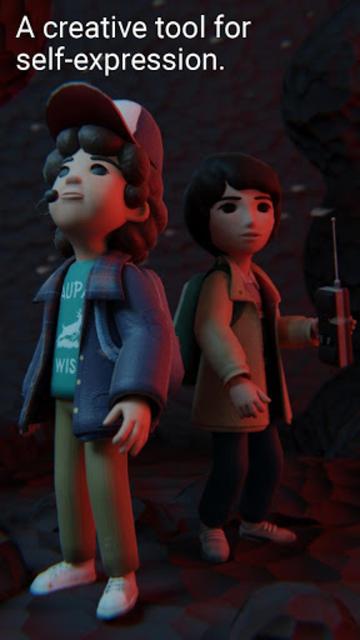 Playground: Stranger Things screenshot 2