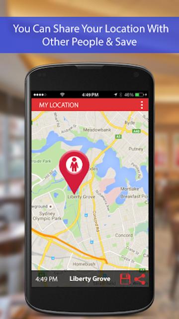 Route Finder Maps  GPS Navigation Directions screenshot 9