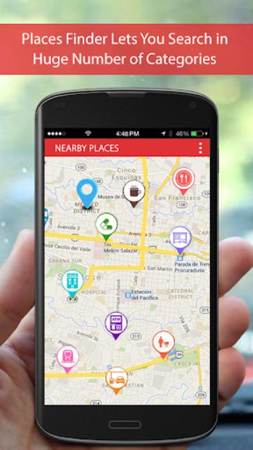 Route Finder Maps  GPS Navigation Directions screenshot 11