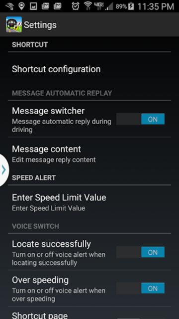 Car GPS Expert, Speed Limit &Floating speedometer. screenshot 9