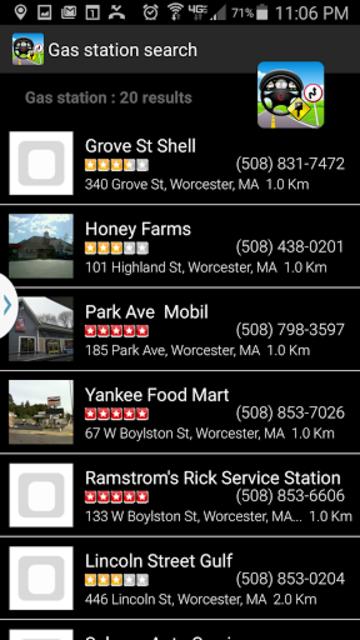 Car GPS Expert, Speed Limit &Floating speedometer. screenshot 14