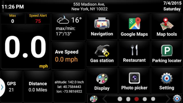 Car GPS Expert, Speed Limit &Floating speedometer. screenshot 21