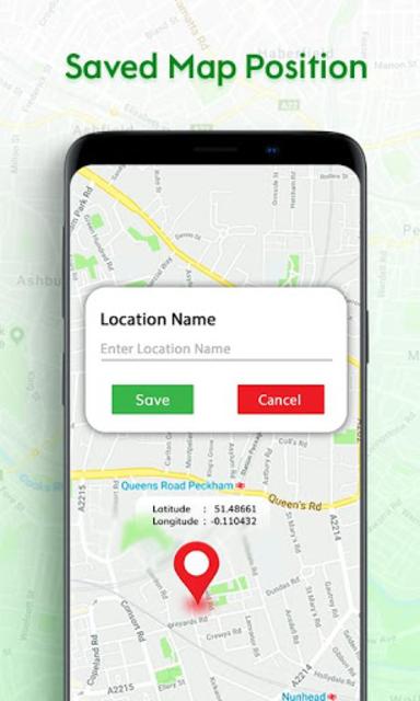 GPS Area Measurement Calculator screenshot 4