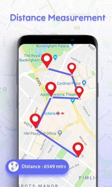 GPS Area Measurement Calculator screenshot 17