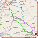 Icon for GPS Maps, Route Finder - Navigation, Directions
