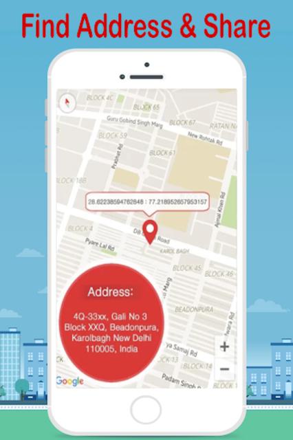 GPS Maps, Route Finder - Navigation, Directions screenshot 4