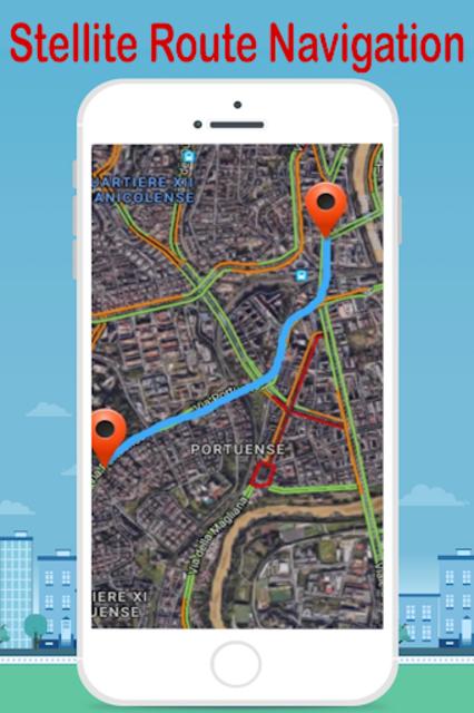 GPS Maps, Route Finder - Navigation, Directions screenshot 6