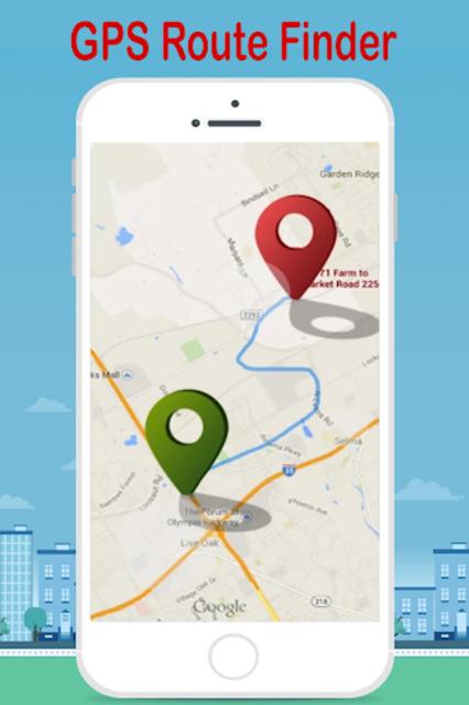 GPS Maps, Route Finder - Navigation, Directions screenshot 7