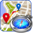 Icon for GPS, Maps, Directions, Traffic, Compass Navigation