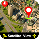 Icon for GPS Satellite Live Maps Navigation & Direction