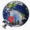 Icon for Live Street View Earth Maps & GPS