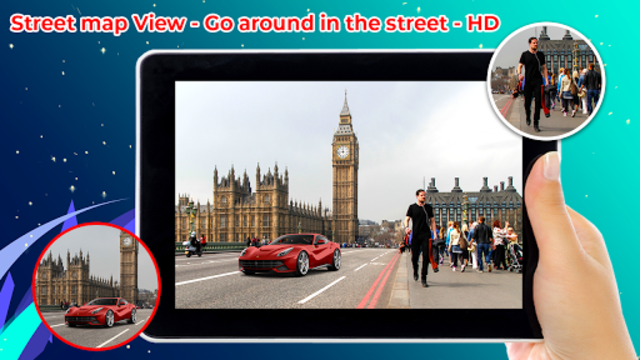 GPS Live Street View, Voice Route & Offline Maps screenshot 13