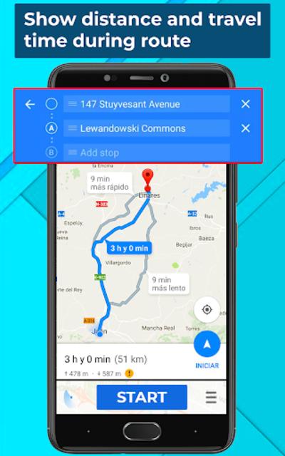 GPS Live Street View, Voice Route & Offline Maps screenshot 15