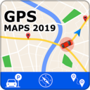 Icon for Live GPS Maps 2019 - GPS Navigation Driving Guide