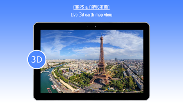 Live GPS Maps 2019 - GPS Navigation Driving Guide screenshot 5