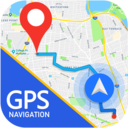 Icon for GPS Route Maps & Navigation, Driving Directions