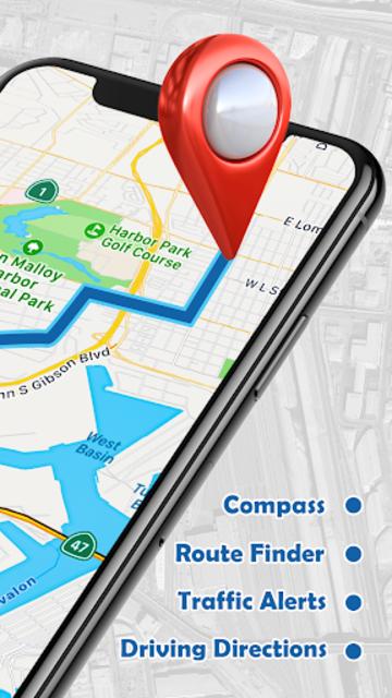 GPS , Maps, Navigations & Directions screenshot 2