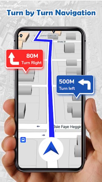GPS , Maps, Navigations & Directions screenshot 6