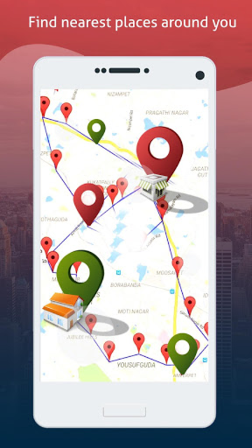 GPS , Maps, Navigations & Directions screenshot 12