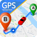 Icon for GPS Route Finder App: Directions, Navigation Maps