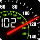 Icon for GPS Speedometer: HUD Digi Distance Meter