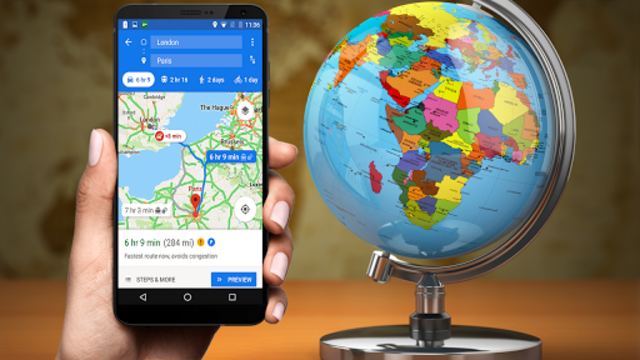Maps GPS Navigation Route Directions Location Live screenshot 5
