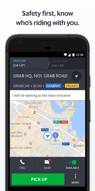 Grab Driver screenshot 3