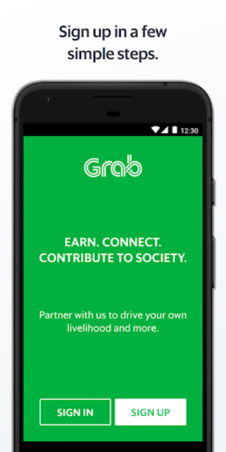 Grab Driver screenshot 6