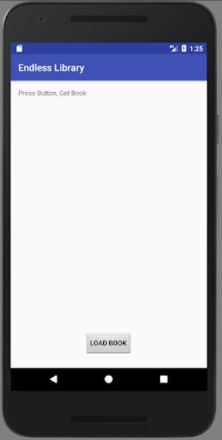 Endless Library screenshot 1