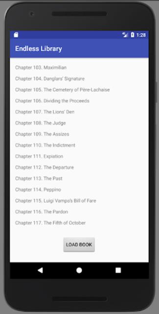 Endless Library screenshot 2