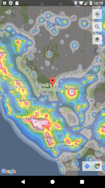 Dark Sky Map screenshot 2