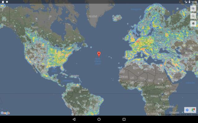 Dark Sky Map screenshot 6