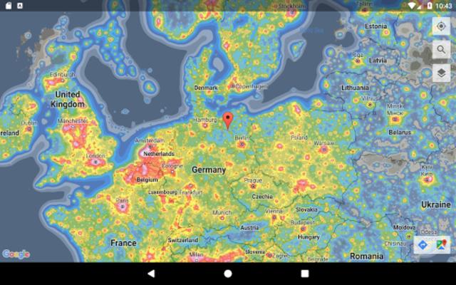 Dark Sky Map screenshot 8