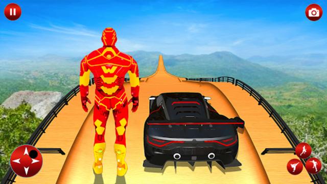 Superhero Robot Speed Hero screenshot 11