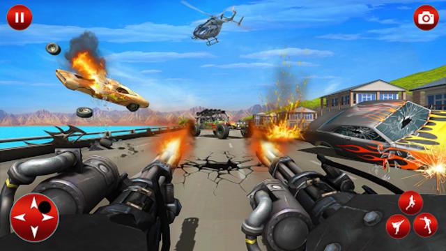 Superhero Robot Speed Hero screenshot 19