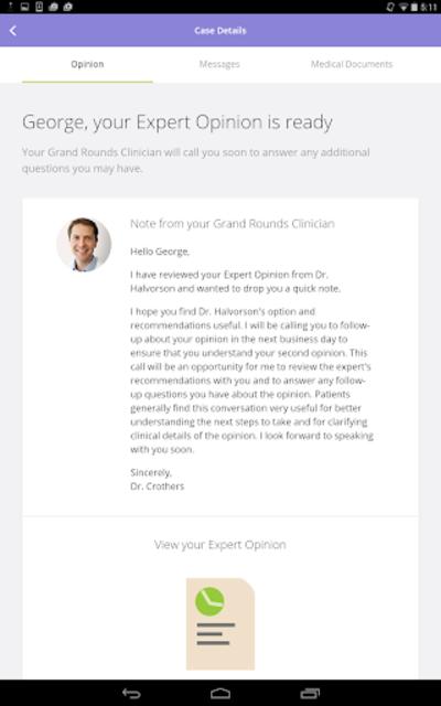 Grand Rounds screenshot 9