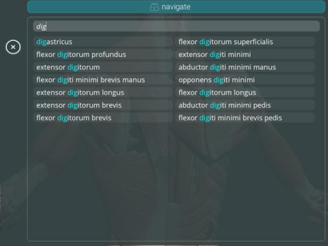 Visual Anatomy 3D | Human screenshot 20
