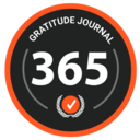 Icon for 365 Gratitude: Daily Prompts, Grateful Journal