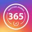 365 Gratitude: Journal & Mindfulness Coach