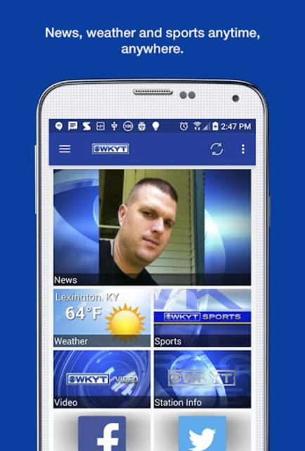 WKYT News screenshot 1