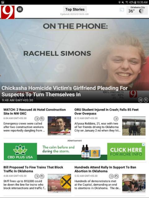 News 9 screenshot 8