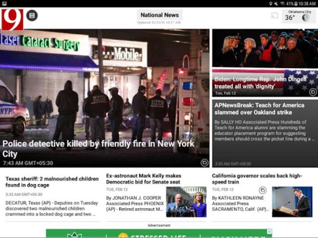 News 9 screenshot 11
