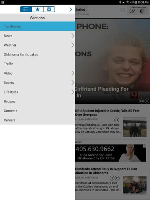 News 9 screenshot 12