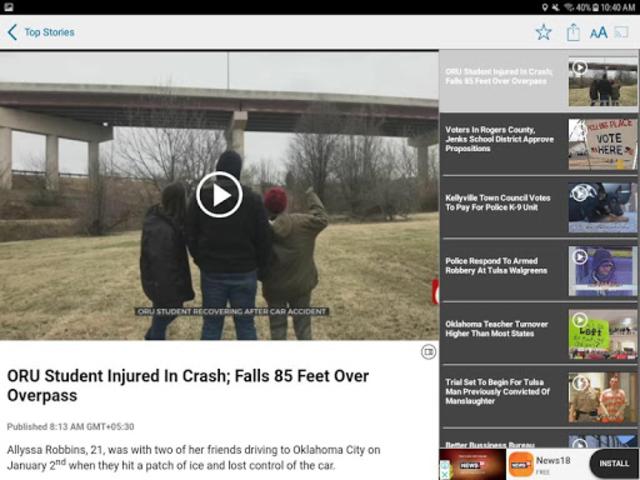 News On 6 screenshot 8