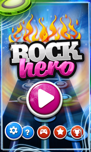 Rock Hero screenshot 2