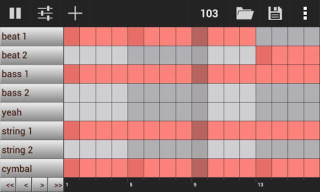 GrooveMixer Pro – Beat Studio screenshot 1