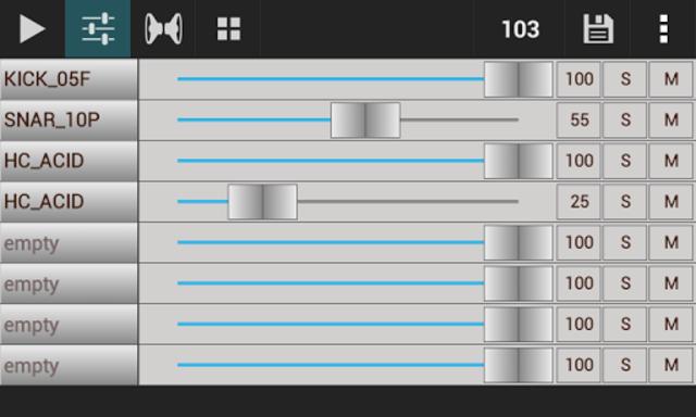 GrooveMixer Pro – Beat Studio screenshot 3