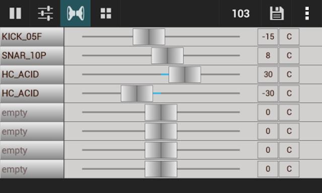 GrooveMixer Pro – Beat Studio screenshot 4