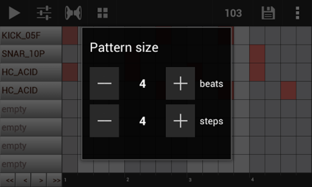 GrooveMixer Pro – Beat Studio screenshot 5