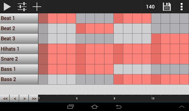 GrooveMixer Pro – Beat Studio screenshot 8